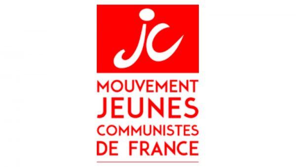 logo MOUVEMENT DES JEUNES COMMUNISTES