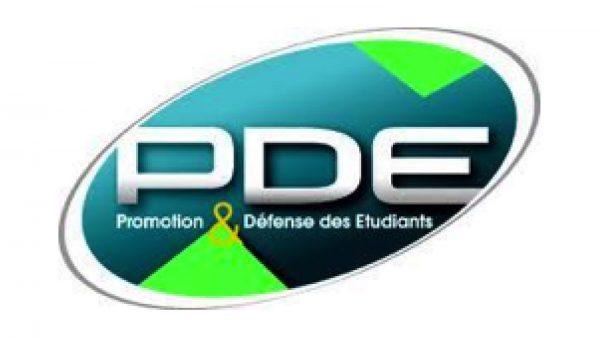 logo PDE